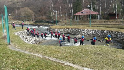 team building pieniny