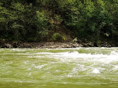 rzeka dunajec tor