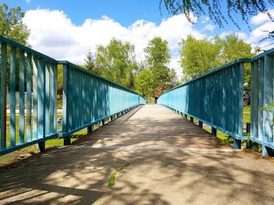 wietrznice mostek