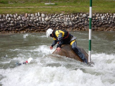 team building rzeka